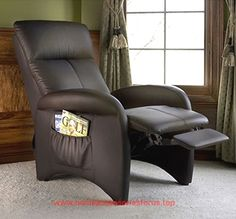 Recliner Chair, This Comfortable Leather Reclining Footrest Lounge Furniture Is on Sale Now and Looks Beautifully on Your Living Room, Office or Bedroom, Guaranteed. This Modern, Contemporary, Durable Reclining Chair Is a Masterpiece for Your House.  BUY NOW     $198.69    This recliner provides style and comfort to its user. With a classic brown hue and a modern curved bottom, this chair is the  ..  http://www.homeaccessoriesforus.top/2017/03/13/recliner-chair-this-comfortable-..