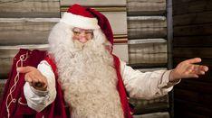 Christmas House Santa: meet the Official Santa Claus of the Arctic Circle in… Santa Claus Photos, Santa Claus Village, Meet Santa, Lapland Finland, Arctic Circle, Holiday, Christmas, House, Christmas Houses