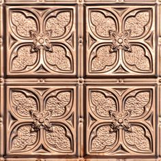 find copper tin aluminum and more styles of real metal ceiling tiles at affordable