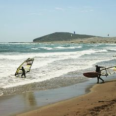 Action! #windsurf #windsurfing #elmedano #tenerife