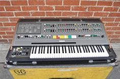 YAMAHA CS-80 Synthesizer Owned & Used by BIlly Payne LITTLE FEAT