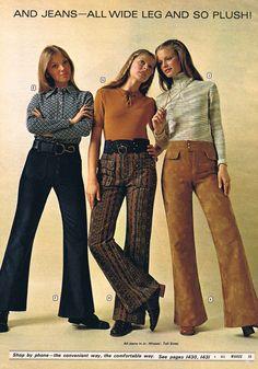 that 70's girl - Montgomery Ward, 1971
