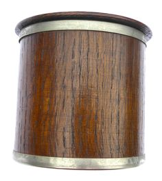 Hudden & Co of Bristol Wooden Tobacco Jar Vintage Tobacco Tin Vintage Smoking Vintage Tobacciana Vintage Tobacco Jar Antique Brass Metalware by BiminiCricket on Etsy