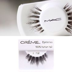 Mac 35 Dupe for only $1.50 by Créme in 702 on iKatehouse.com. I also found these lashes on Amazon 6 pairs for $10.45 and free shipping. What can beat that?!
