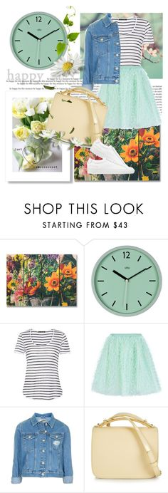 """""""Keep it cool this Spring"""" by shure-rose-s ❤ liked on Polyvore featuring rag & bone, RED Valentino, Topshop, Marni and Common Projects"""