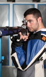 Sophomore Connor Davis claimed the individual air rifle title at the 2014 NCAA Championships, becoming the first Wildcat to win an individual air rifle championship since 1994.