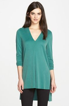 Trouvé Textured Knit Tunic available at #Nordstrom