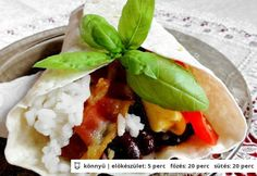 Morning burrito Burritos, Bacon, Mexican, Ethnic Recipes, Food, Breakfast Burritos, Eten, Meals, Diet