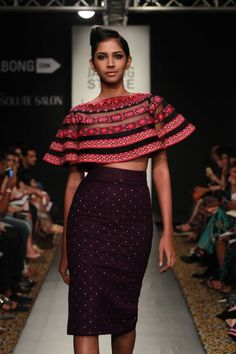 Lakmé Fashion Week – Neha Agarwal at LFW WF 2014