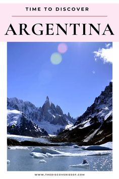Unmissable Argentina travel destinations for your South America bucket list. From Patagonia to Iguazu Falls, Mendoza and Salta, these are the most awesome places in Argentina to soak up the culture, food and art of this gorgeous country. Read now #traveldestinations #argentina #southamerica Visit Argentina, Argentina Travel, Argentina Culture, Stuff To Do, Things To Do, Iguazu Falls, South America Travel, Mendoza, Where To Go