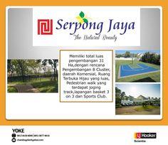The Spring @ Serpong Jaya - developed by PT Jaya Real Property [ Bintaro Jaya Group ]