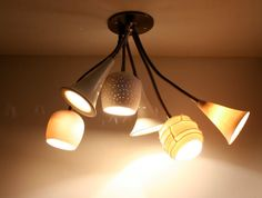 Modern design: Chandelier lighting