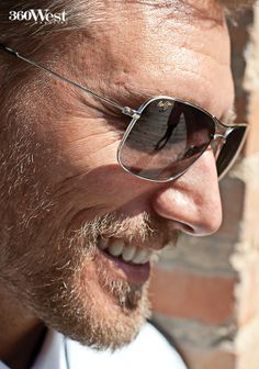 Maui Jim polarized aviator glasses complete this look, 360 West Magazine, June 2014 #menswear #mauijim #sunglasses #mensaccessories #mensfashion