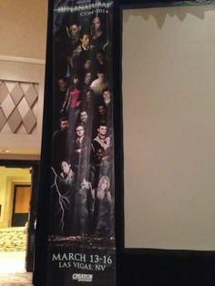 VegasCon2014 banner....was just there!