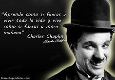 Frases Charles Chaplin 2