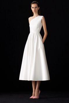 Alex Perry White Steele-one Shoulder Vinyl Midi Dress Alex Perry, Stylish Dress Designs, White Midi Dress, Tweed Dress, Lace Sheath Dress, White Outfits, Couture Fashion, Retro, High Fashion