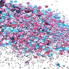 Lilac Luminescence ecoGlimmer Biodegradable Glitter