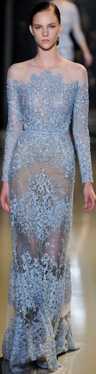 Elie Saab OK ! Almost every gown I pick recently is Elie Saab !! So Beautiful