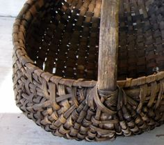 handmade basket |Pinned from PinTo for iPad|