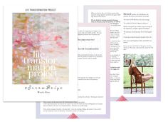 Life Transformation Project - Alice Nicholls - The Whole Daily