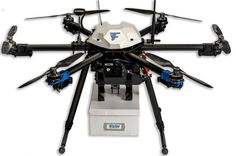Flirtey cleared for take-off in first FAA-approved drone delivery service Flirtey drones made from carbon fiber, aluminium and printed parts Rc Drone, Drone Quadcopter, Pilot, Rc Radio, Flying Drones, Drone For Sale, Drone Technology, Rc Helicopter, Radio Control