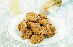 Nuggets de peru com cereais