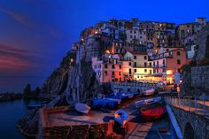 Night fall . by Vic Perri on 500px