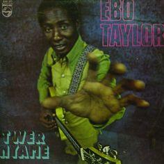 Ebo Taylor Twer Nyame LP