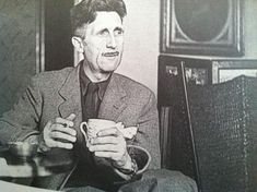 George Orwell quotes  right wingers never mention