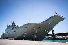 HMAS Adelaide dry-docked as Defence struggles to fix billion-dollar military ship | Thai Military and Asian Region