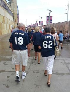 The Cutest Old Couple