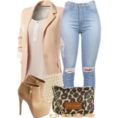 A fashion look from January 2015 featuring Charlotte Russe ankle booties, Juicy Couture shoulder bags and Forever 21 bracelets. Browse and shop related looks.