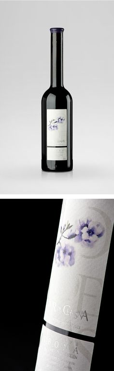 FLOR DE CHASNA · TINTO DULCE by gama estudio #taninotanino #vinosmaximum