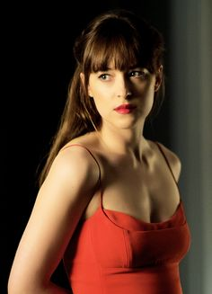 """New Fifty Shades Darker Anastasia Steele Still """