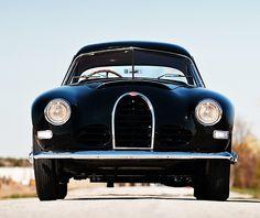 pinterest.com/fra411 #classic #car - 1951 Bugatti Type 101 Van Antem Coupé...