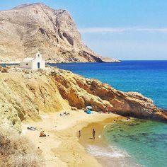 island of Anafi (Ανάφη) Pure nature ☀️