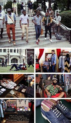 Street Etiquette - My man's style #streetetiquette