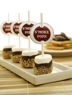S'more Pops | CANDIQUIK
