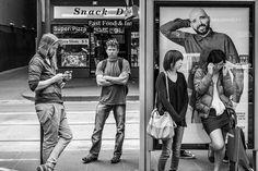 Striking Poses Melbourne Australia October 2014