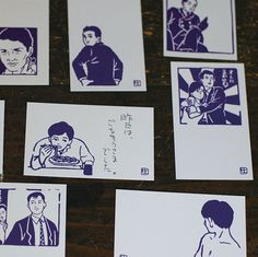 Nancy Seki Memo Card by Classiky