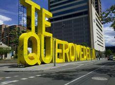 TE QUIERO MEDELLIN Peru, Passport Stamps, Signage, Places To Visit, Branding, Landscape, World, Pictures, Brazil