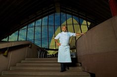 Farewelling the Opera House on a high note . Guillaume Brahimi's restaurant regains its three hat status. Plus, he receives the Vittoria Coffee Legend Award. Sydney Food, New Recipes, Opera House, Awards, Good Food, Restaurant, Note, Coffee, Coffee Cafe