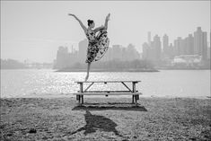 Juliet Doherty - Randall's Island / Ward's Island, New York City  For information on purchasing Ballerina Project limited edition prints.  Help support the Ballerina Project and become a patron on Patreon.
