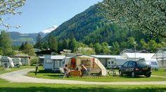 Camping Dreiländereck in Ried im Oberinntal   Oostenrijk - ACSI