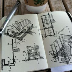 Sketch Challenge - Week 6 - The Final Week!   First In Architecture