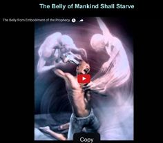"""The abdomen or belly is the portion of the body, which lies between the pelvis and chest, and conceals the stomach and intestines. And abdomen is derived from the Latin root abdere which means """"to conceal"""". And the serpent concealed the truth from the beginning. And God warned that there is nothing concealed, that on that day will not be revealed. http://www.andrewtheprophet.com/11301/260509.html"""