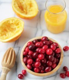 orange-cranberry