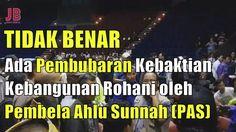 #PilkadaDKI #AntiAhok #TemanAhok TIDAK BENAR Ada Pembubaran Kebaktian Kebangunan Rohani oleh Pembela Ahlu Sunnah (PAS)