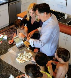 """Today is the day! """"The Romney Family Table"""" hit shelves this morning. Get your copy today. Remember all proceeds go to the Center for Neurologic Diseases at Brigham & Women's Hospital in Boston. #RomneyFamTable #Romney #Cookbook #Recipes"""