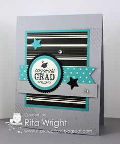 Graduation Card - this is a fun one!